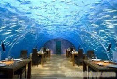 上海有机玻璃鱼缸定做