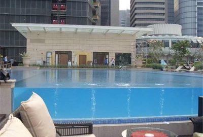 亚克力泳池-亚克力游泳池定做厂家