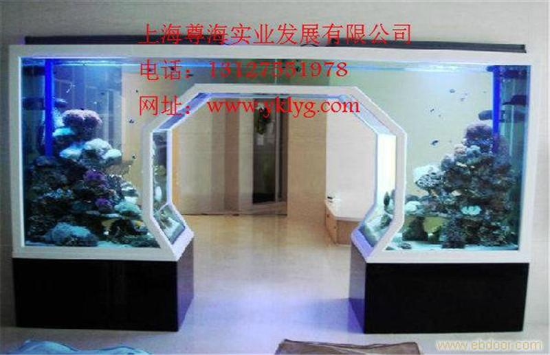上海亚克力水族工程-亚克力鱼缸-鱼缸工程