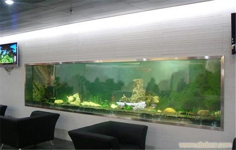 上海定做鱼缸|定做鱼缸