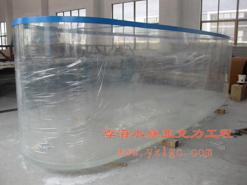 上海鱼缸订做-鱼缸设计定做
