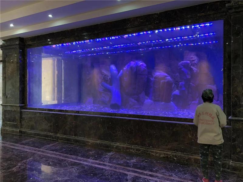 亚克力鱼缸养护