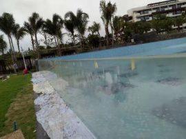 游泳池设计定做厂家-儿童亚克力泳池